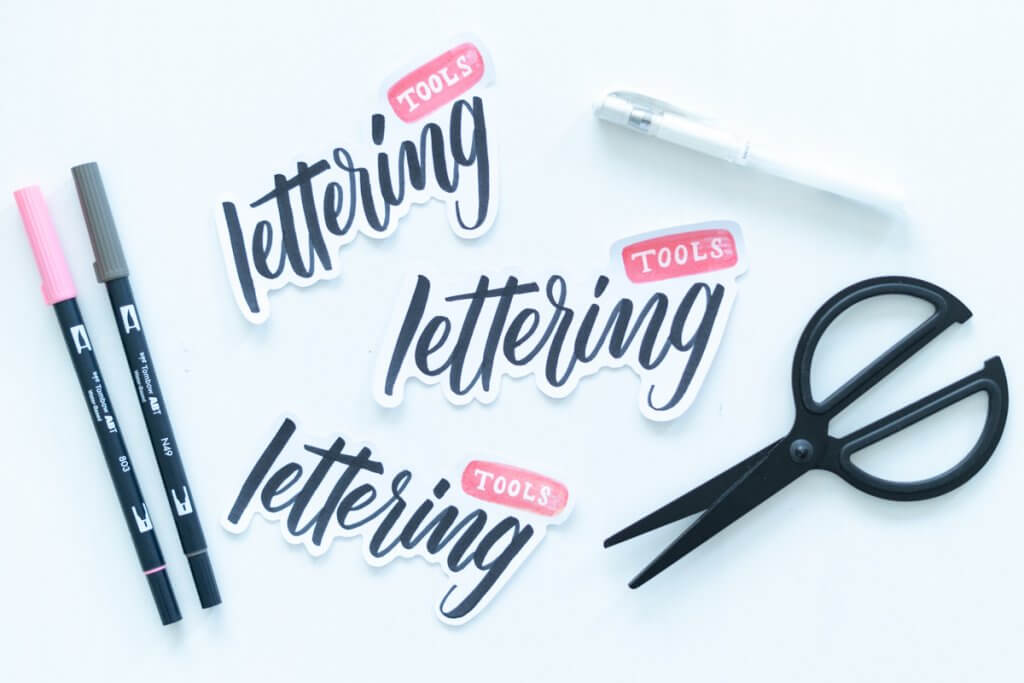 Lettering Tools