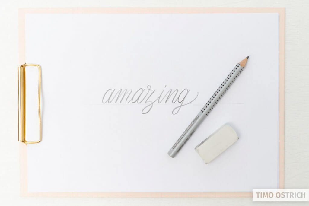 Write some words you like