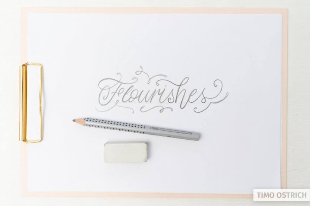 Add some flourishes