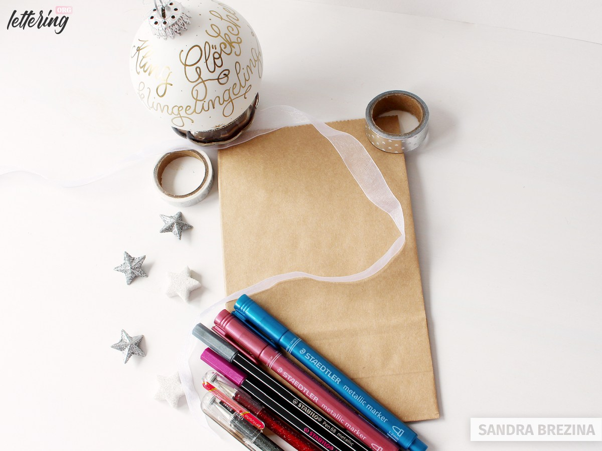 Create your gift packaging