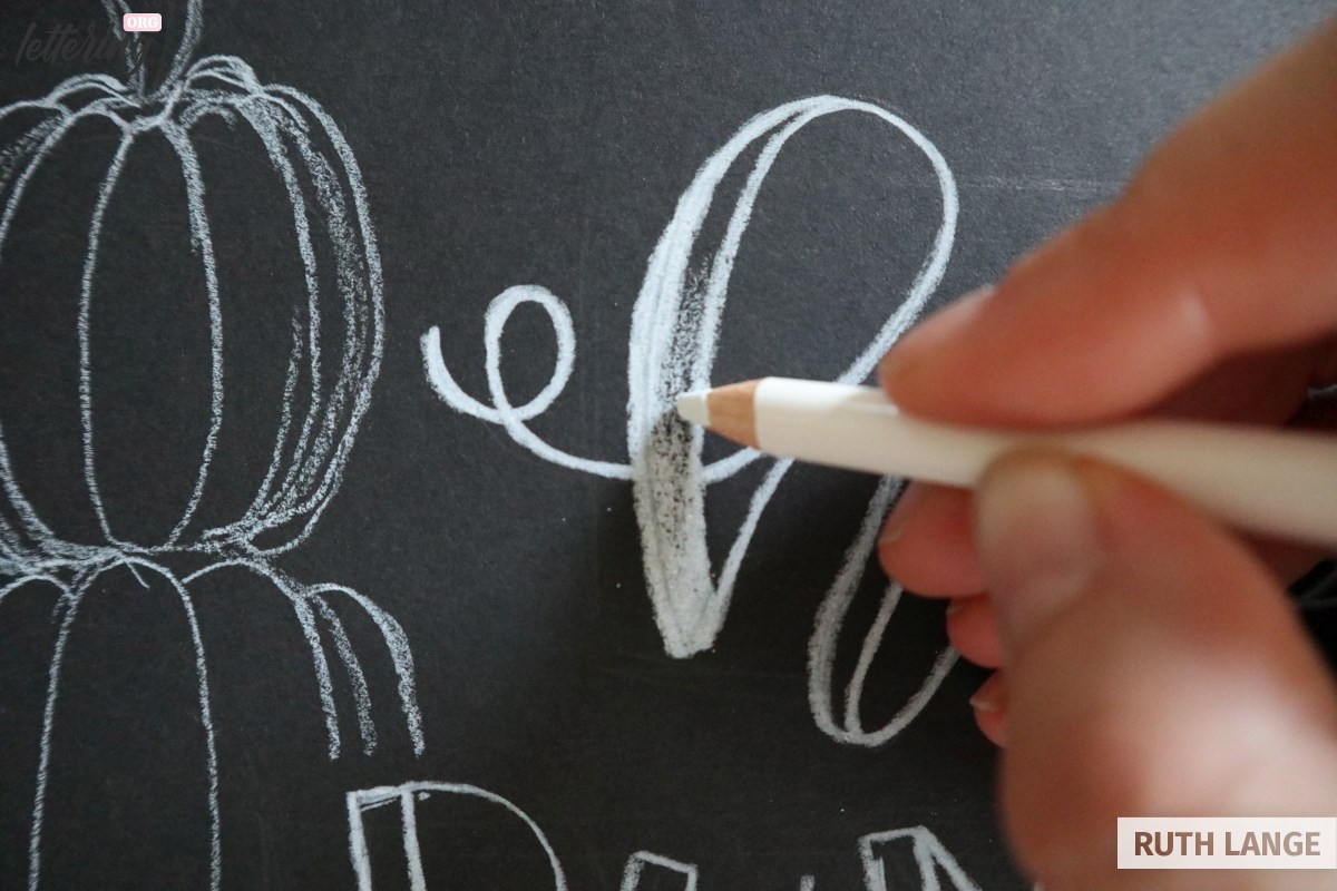 Decorate your lettering