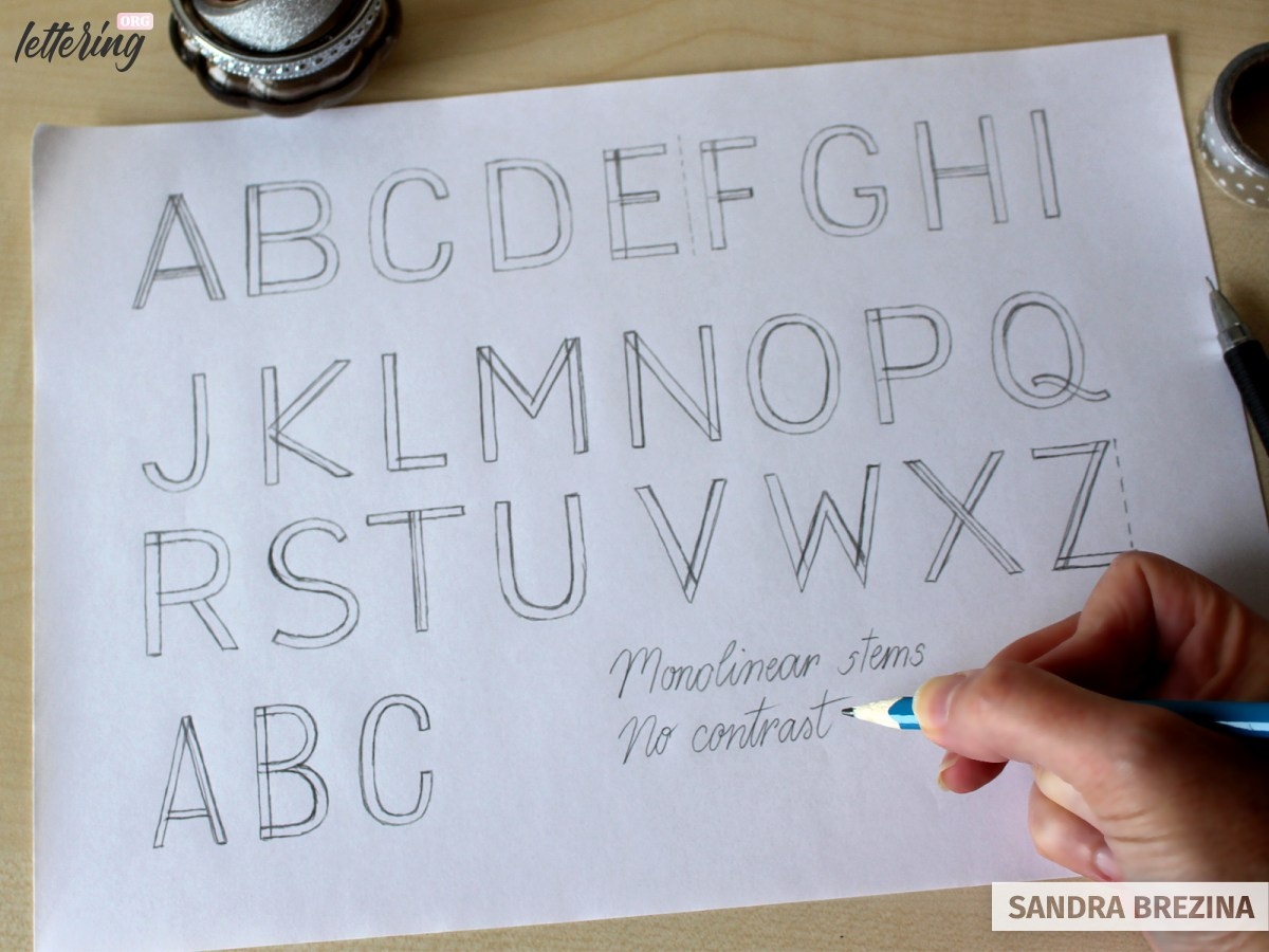 Create your letter bodies